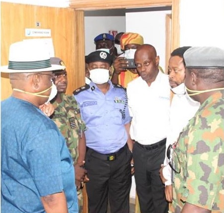 Pilots arrested for flying expatriates into Rivers State
