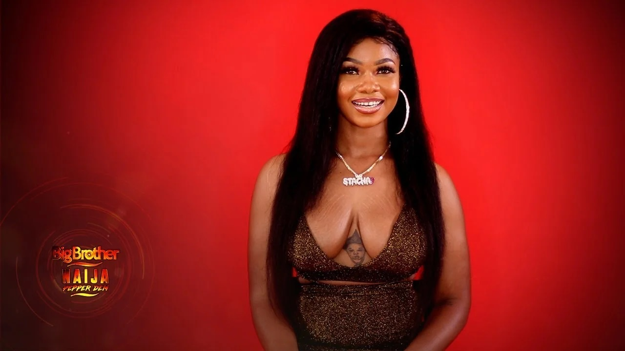 Tacha Declares the 'Davido On Her Chest' Missing.