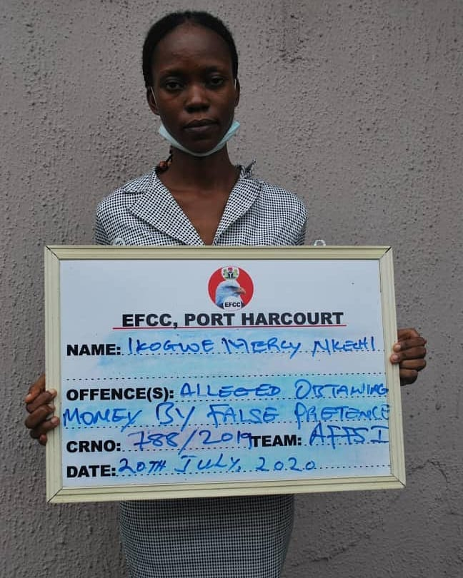 Inside life!! Nigerian lady defrauds victims of N179m, spends N139m on sport betting, N1m on tithe