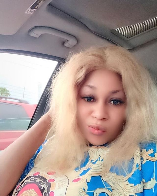 Actress Maryam Charles explains why women should pamper their husbands