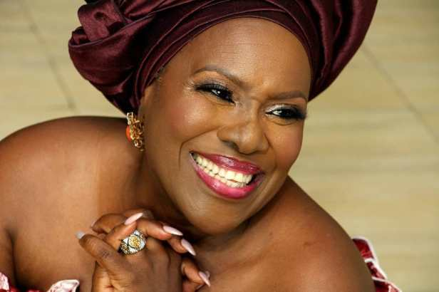 Joke Silva celebrates 59th birthday