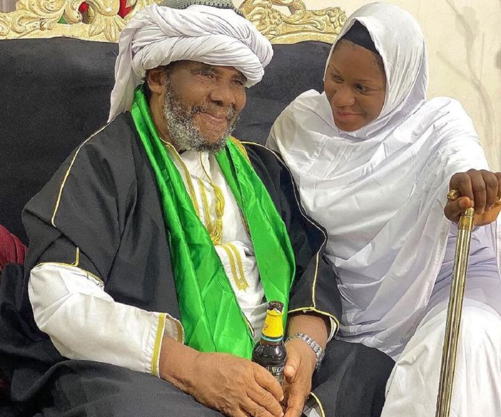 """""""My life is in danger"""" - Veteran actor, Pete Edochie cries out over movie 'portraying Shiites as terrorists'"""