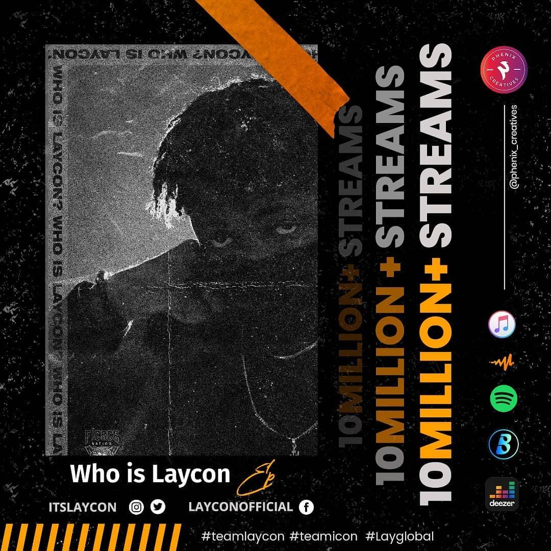 laycon streams