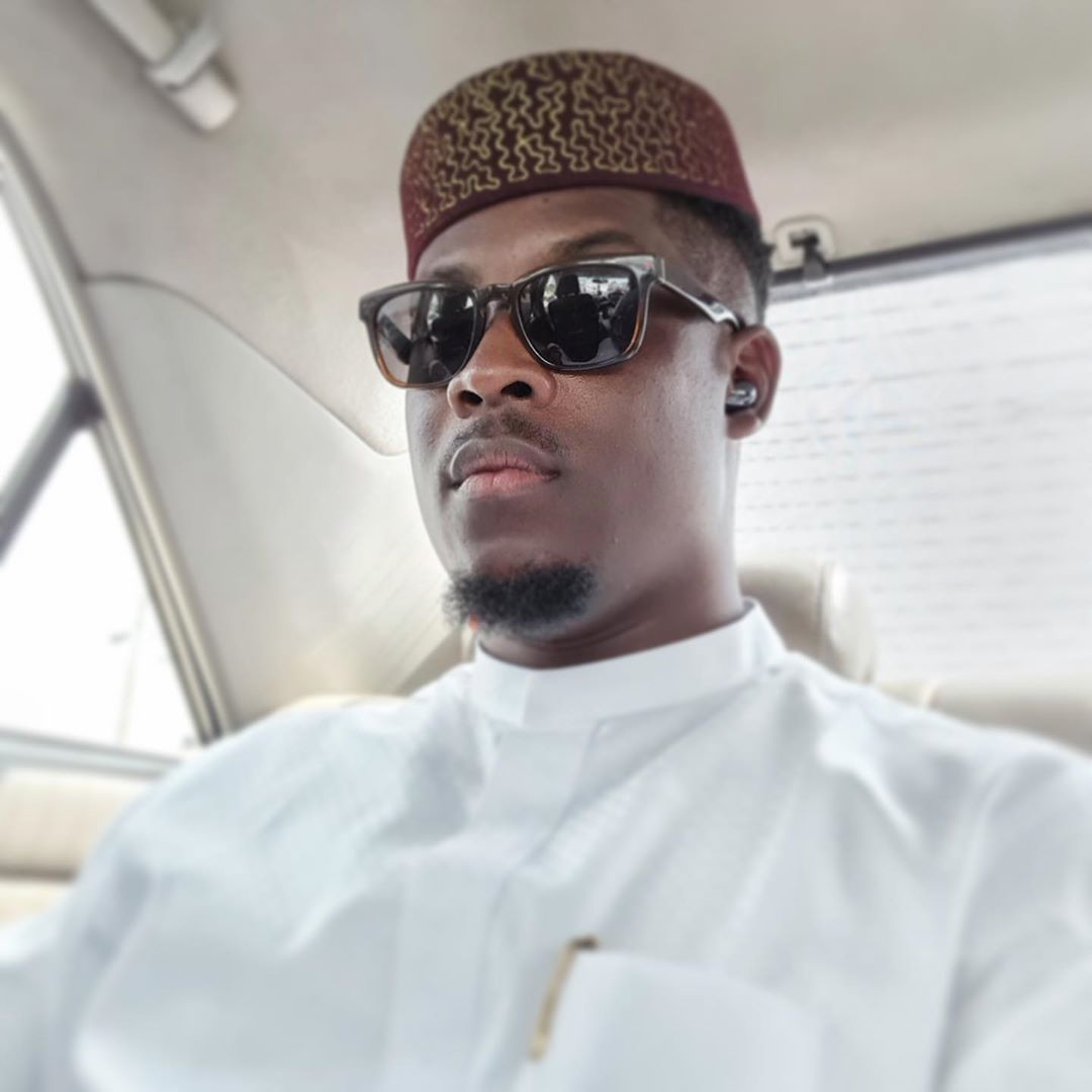 """""""Hit Your Head Against The Wall"""" - BBNaija's Seyi Awolowo Tells A Critic Who Advised Him To Hit The Gym"""