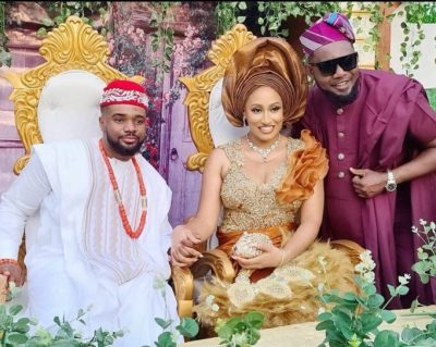 Finally Nollywood Actor, Williams Uchemba weds his lover (Photos and videos)