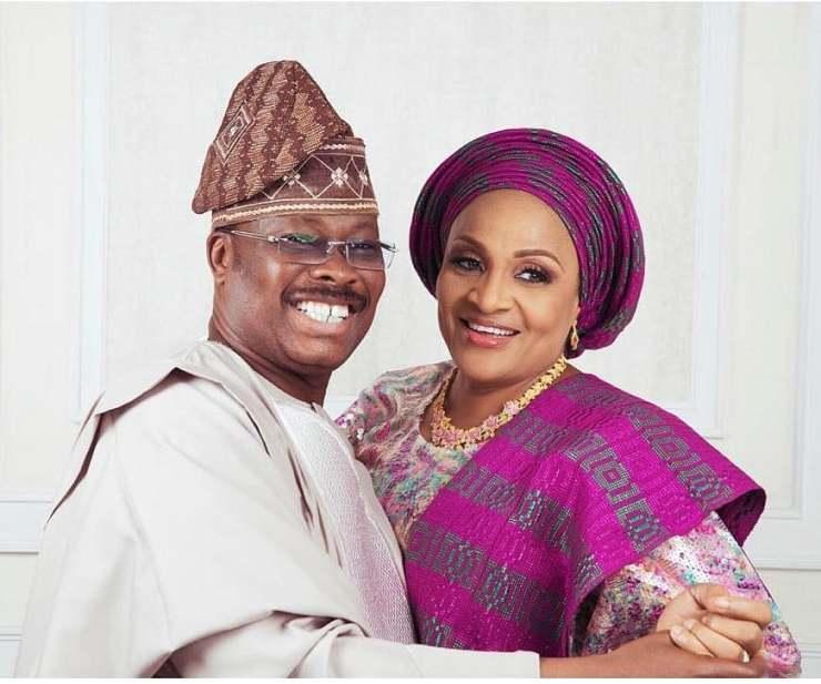 Florence AJimobi celebrates