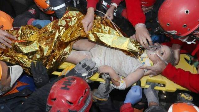 girl rescued