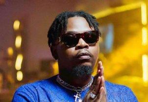 """You were not put on this earth to remain stagnant"" — Rapper,Olamide"
