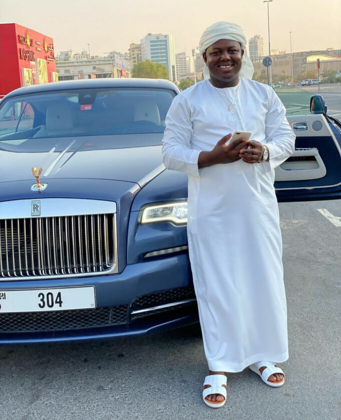 Nigerian man, Prince Obieze Nestor reportedly dies in Dubai police custody after being arrested for flaunting Dollars on Instagram
