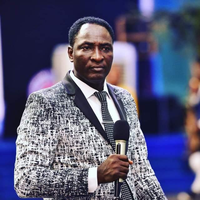 Prophet Jeremiah Omoto Fufeyin gifts