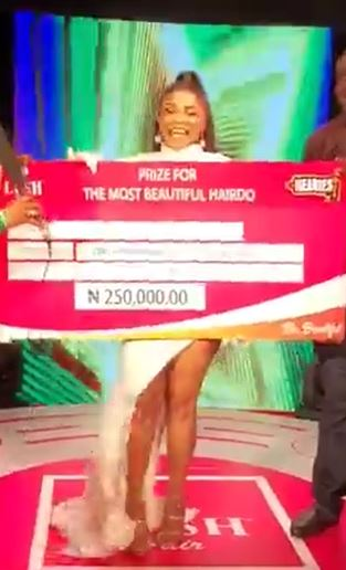 """""""There was no award for best-dressed"""" - Nigerians accuse Iyabo Ojo of lying"""
