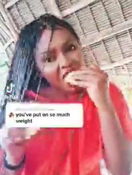 Yemi Alade replies