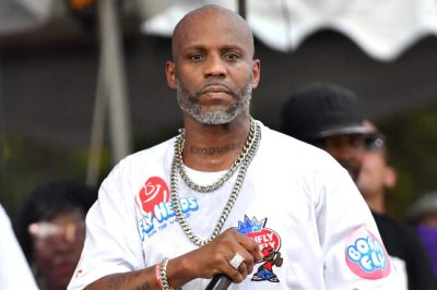 Popular Rapper DMX is died, aged 50