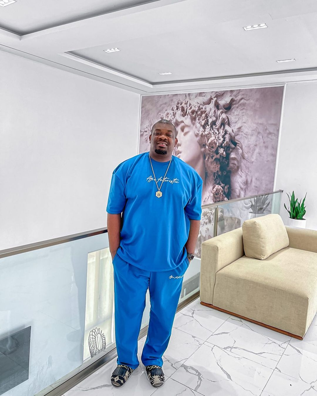 """""""If a producer says he wants to sleep with you call him out"""" - Don Jazzy tells female singers"""