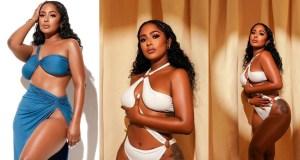 Mya Yafai flaunts