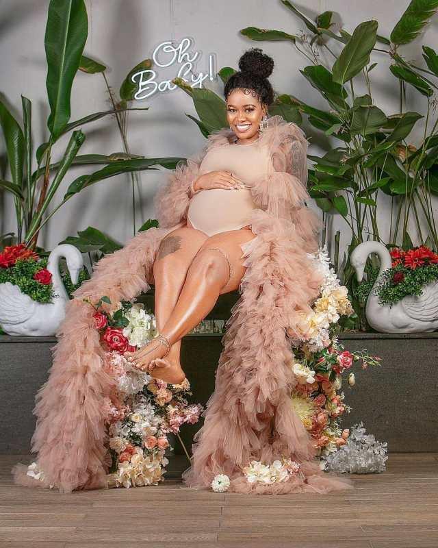 Vera Sidika expecting