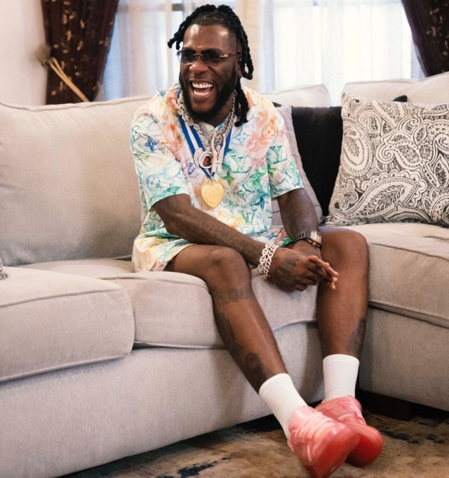 Diddy and Burna Boy linked