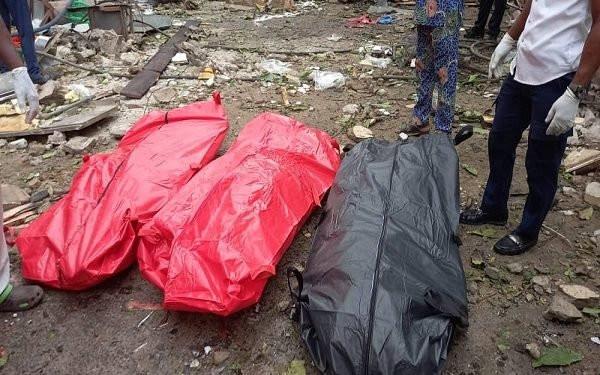 Death toll from Ikeja gas