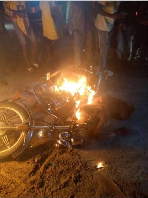 Suspected phone thief and POS robber killed