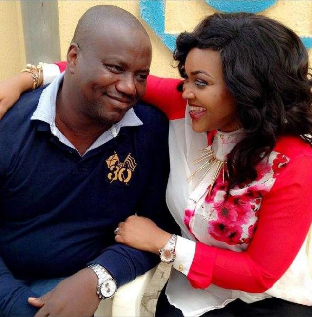 Mercy Aigbe begs
