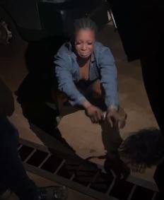 Lady nabbed for catfishing
