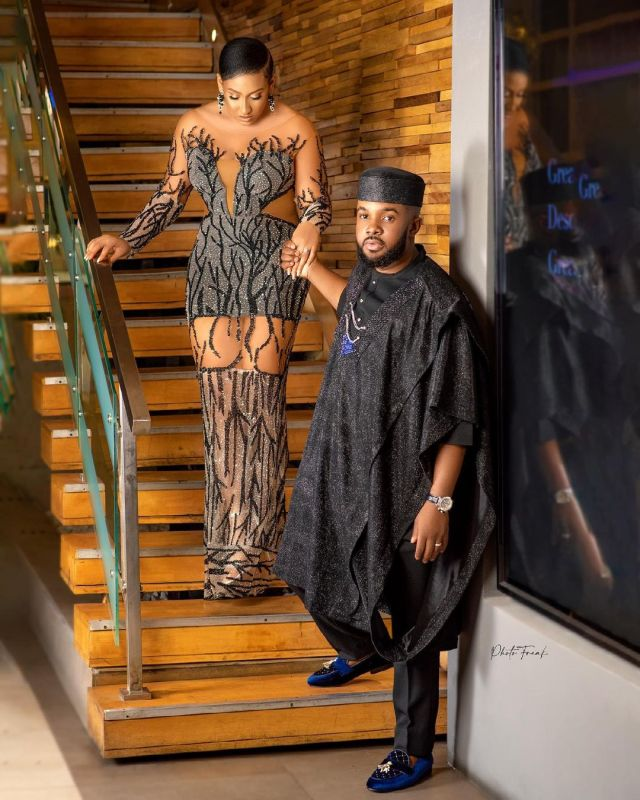 """""""My wife put her medical profession on hold to help me build my dreams"""" - Actor Williams Uchemba"""