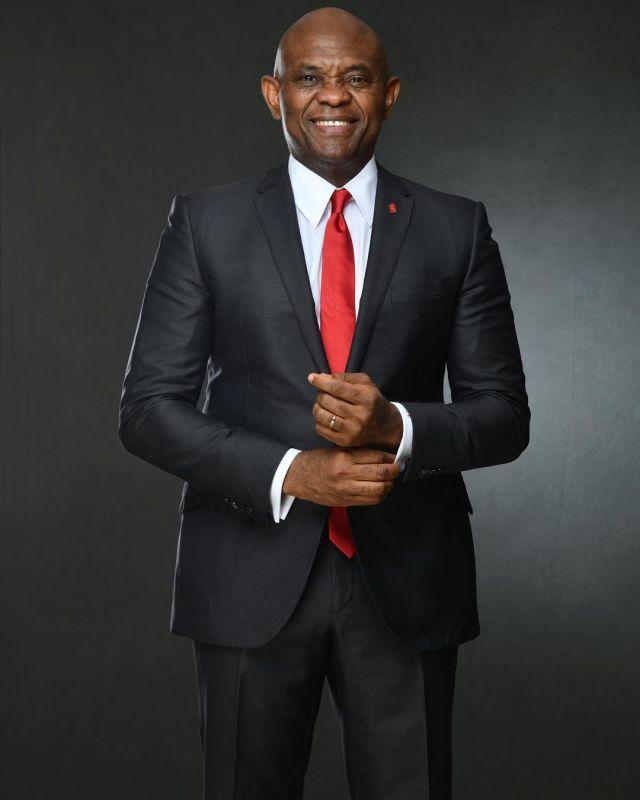 Tony Elumelu reveals