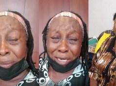 Patience Ozokwo breaks down