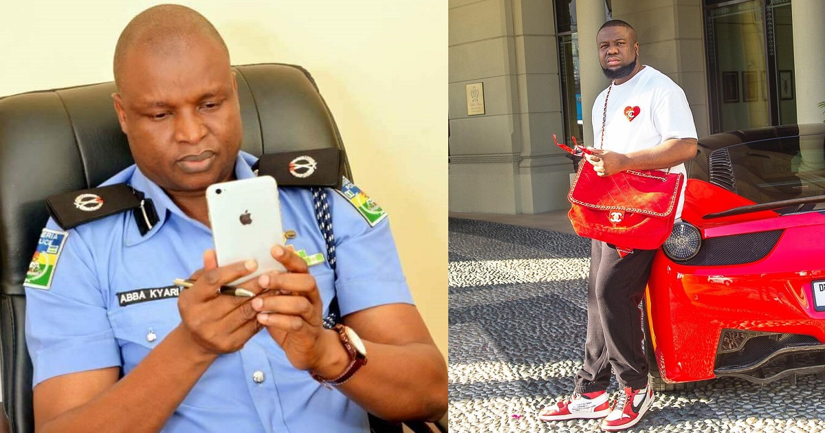 """I'm really happy to be your boy"""" – FBI releases messages allegedly  exchanged between Hushuppi and Abba Kyari (screenshots) - YabaLeftOnline"""