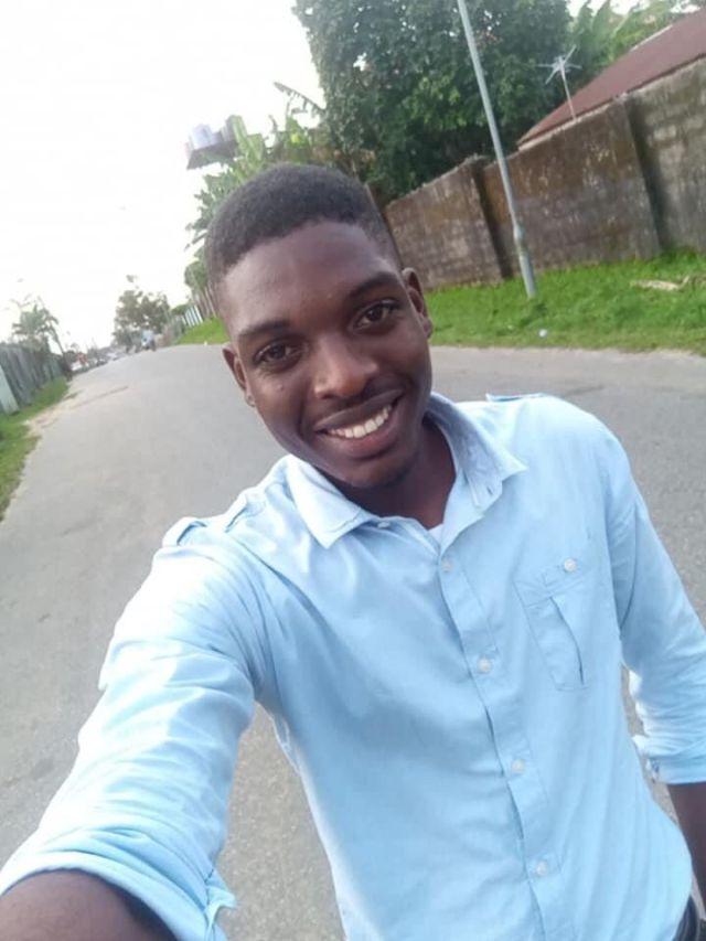 Nigerian man missing