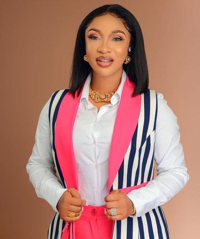 Actress, Tonto Dikeh