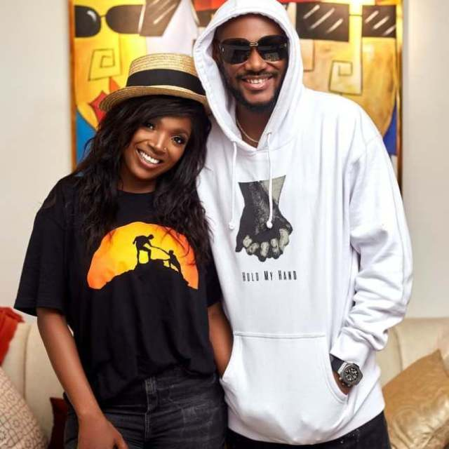"""""""I will ruin everything"""" - Actress Annie Idibia vows in leaked audio recording as 2baba allegedly flees to the U.S"""