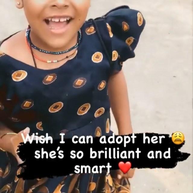 Video of a 'Shuwa Arab' child beggar speaking Yoruba fluently trends (Video)