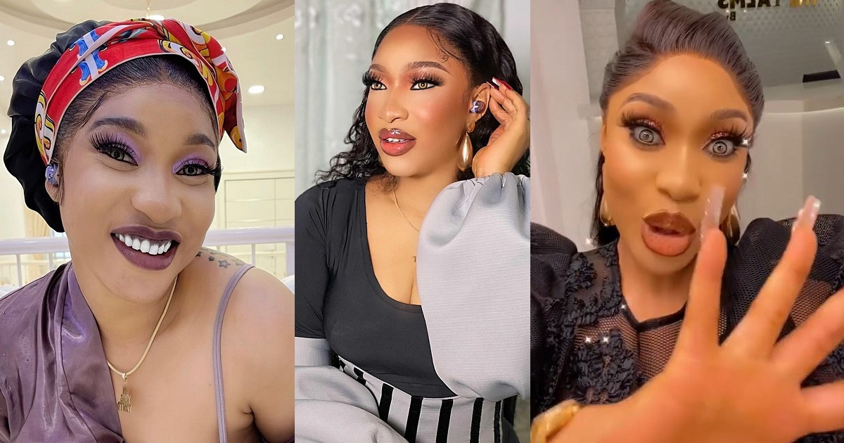 """""""Being born again has nothing to do with my inner craze"""" – Actress, Tonto Dikeh - YabaLeftOnline"""