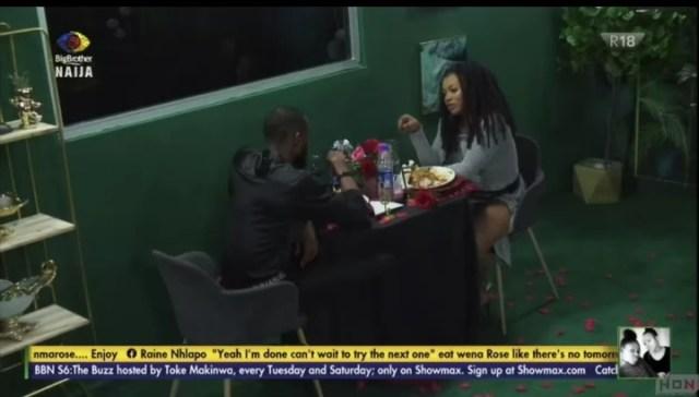 "#BBNaija 2021: ""I like them together"" – Don Jazzy gushes over Liquorose and Emmanuel (Video)"