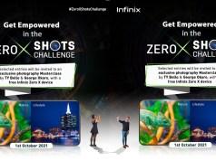 Infinix Announces Zero X