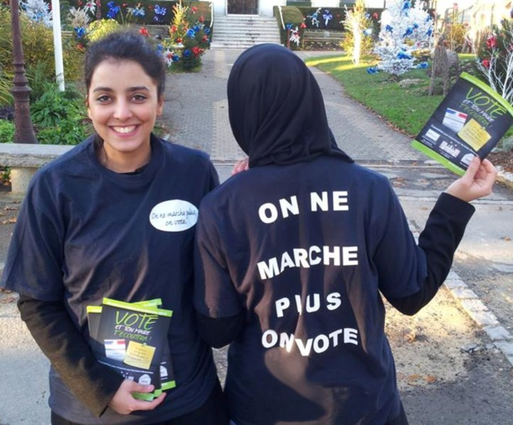 musulmans français élection vote France politique