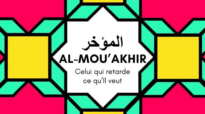 73 Al-Mou'akhir