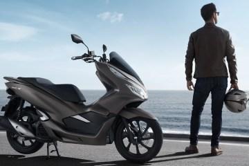Warna Baru Honda PCX - Magnificent Matte Brown