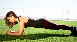 Top five best exercises for flat abs