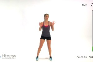 Fun Low Impact Cardio Workout for Beginners by FitnessBlender