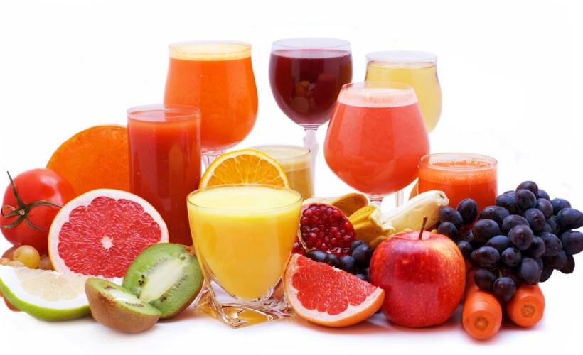 Are Fruit Juices Unhealthy?