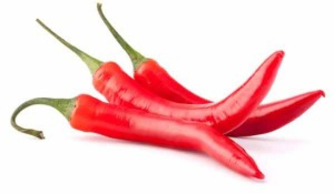 Red chillies are amazing remedy to lose weight