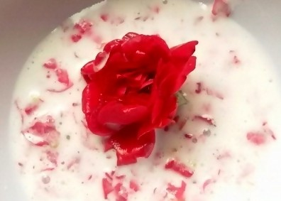 Amazing Rose Petal Face Pack For Glowing Skin