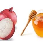 DIY Natural Homemade Onion Juice and Honey Hair Loss
