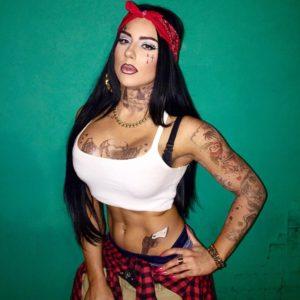holler chola tattoo designs