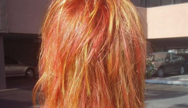 Tips to deal with and fix stubborn orange hair after bleaching