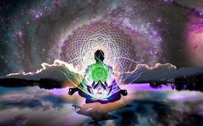 What is the meditation of cosmic energy and what are its benefits?