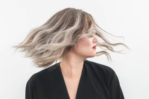 how to get rid of gray hair without dye