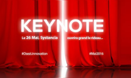 Systancia InscriptionsKeyNote2016
